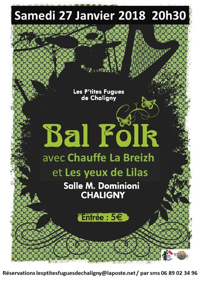 Les yeux de Lilas & Chauffe la Breizh