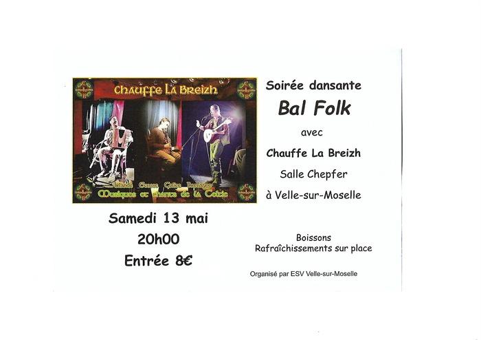 Chauffe La Breih