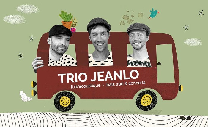 Bal folk Trio JeanLo