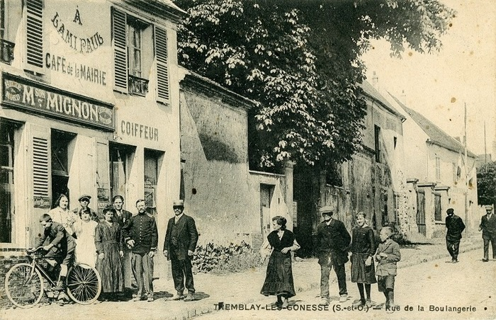 Crédits image : Archives communales de Tremblay-en-France