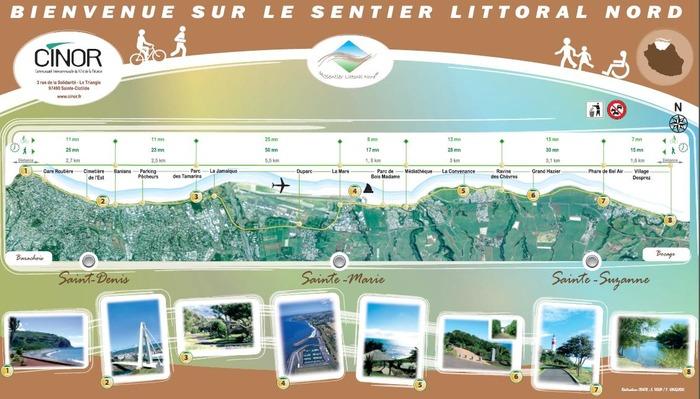 Journées du patrimoine 2017 - Balade à vélo de Saint-Denis à Sainte-Marie, sur les traces du rail ...
