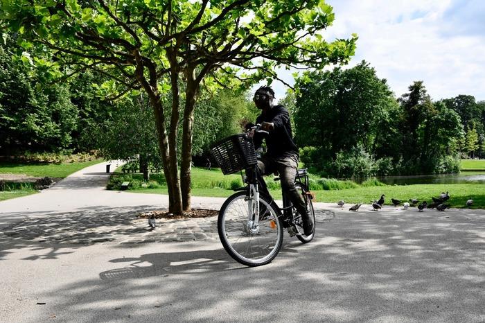 Balade à vélo inter-entreprises