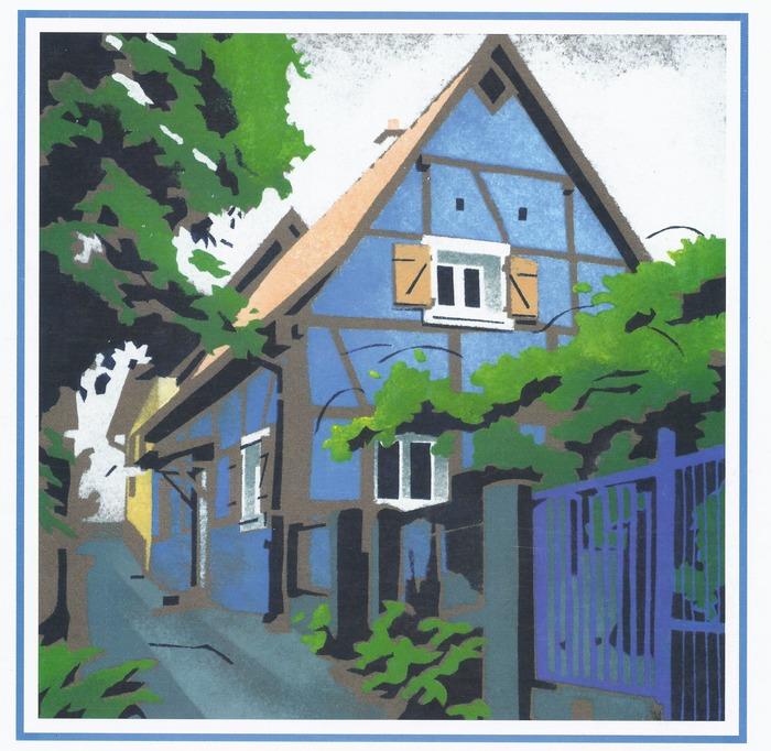 Journées du patrimoine 2018 - Balade au coeur du vieux Riedisheim
