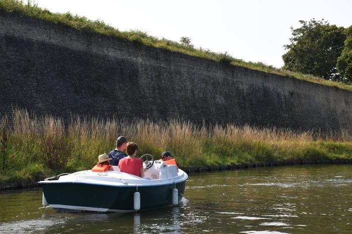 Journées du patrimoine 2018 - Balade autour des fortifications