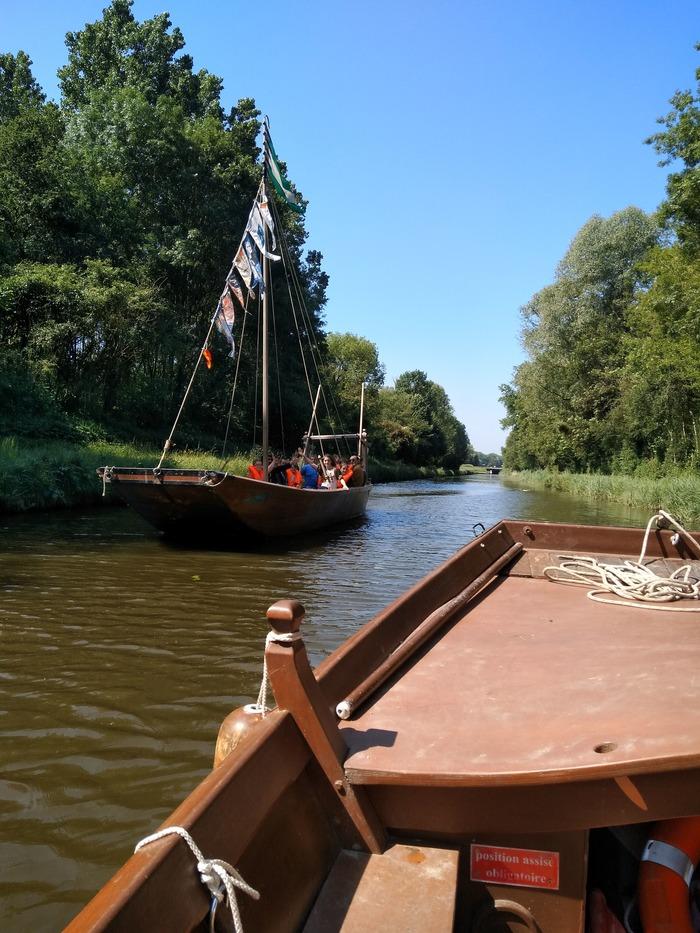 Journées du patrimoine 2018 - Balades commentées en bateau sur le canal