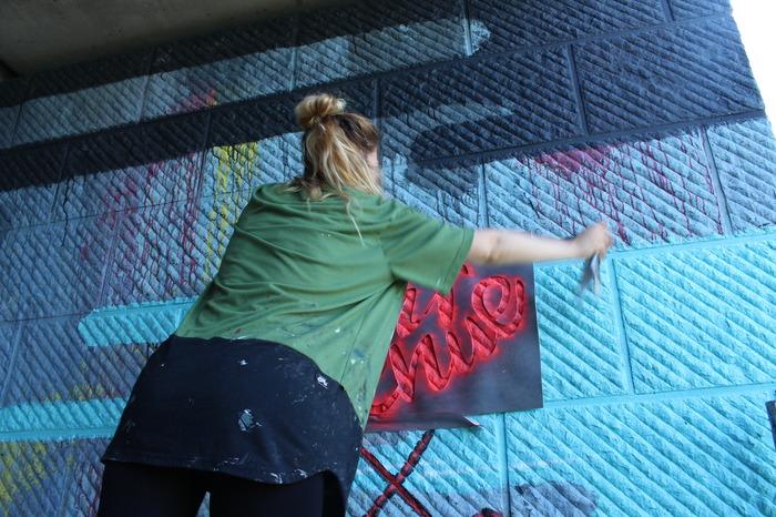Journées du patrimoine 2018 - Balade commentée sur la Street Art Avenue(r)