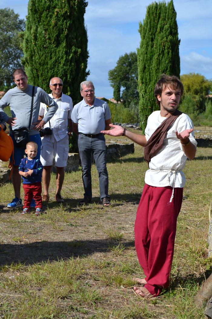 Journées du patrimoine 2018 - Balade contée