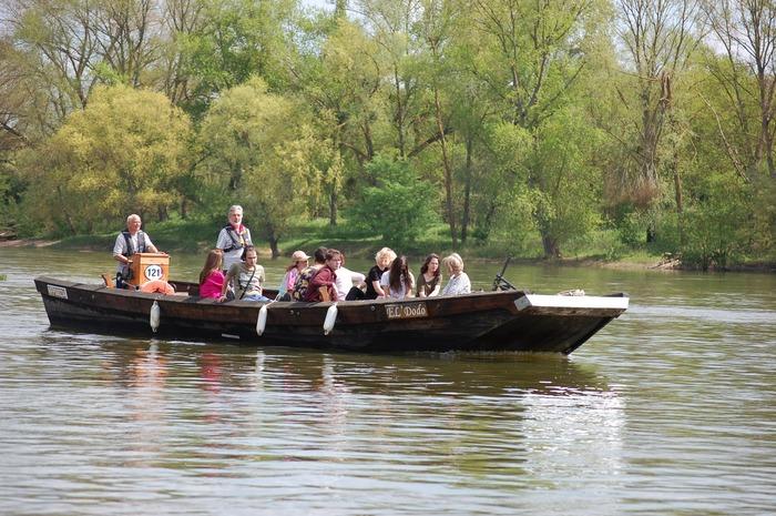 Journées du patrimoine 2018 - Balade sur la Loire