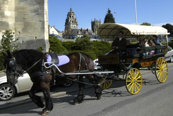 Journées du patrimoine 2018 - Balade en calèche