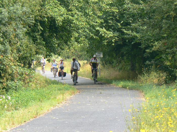 Journées du patrimoine 2018 - Balade en vélo dans la Charante