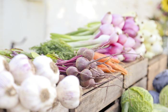 Balade gourmande / Allons au marché !