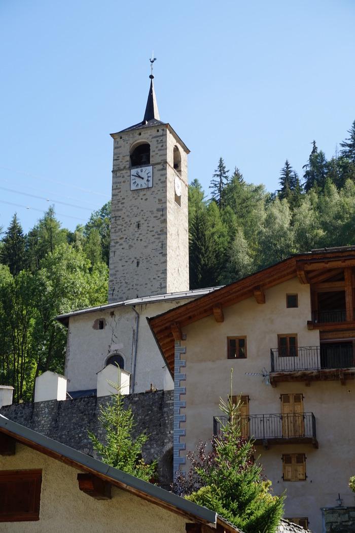 Journées du patrimoine 2018 - Balade historique dans les villages de Peisey et du Villaret.