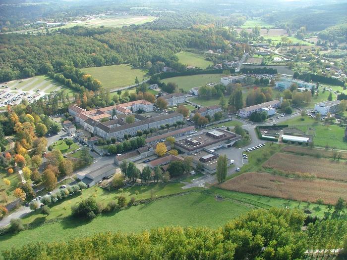 Journées du patrimoine 2018 - Balade patrimoniale et lecture de paysage autour du centre hospitalier Camille Claudel
