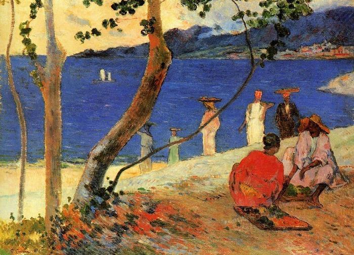 Journées du patrimoine 2018 - Visite sur les traces de Gauguin