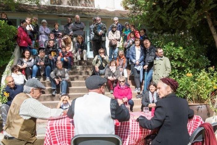 Journées du patrimoine 2018 - Balade Théâtralisée