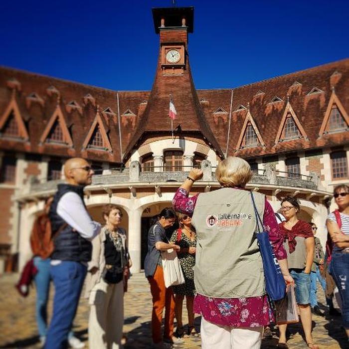 Balade alternative 'Bastide-Benauge, territoire d'utopie'