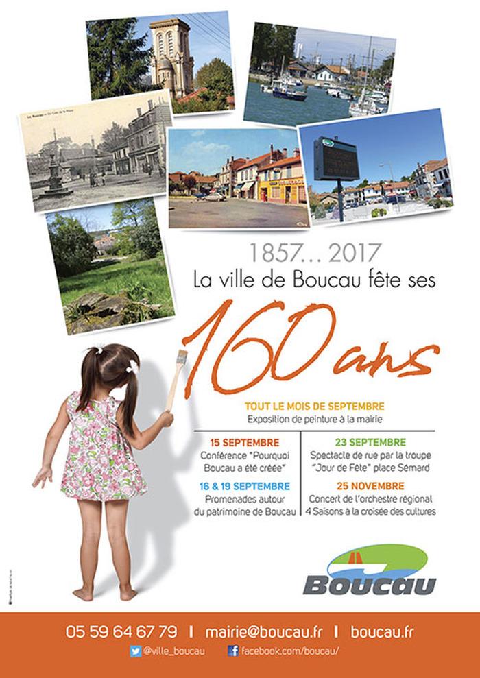 Journées du patrimoine 2017 - Balade urbaine dans Boucau à partir de 6 ans