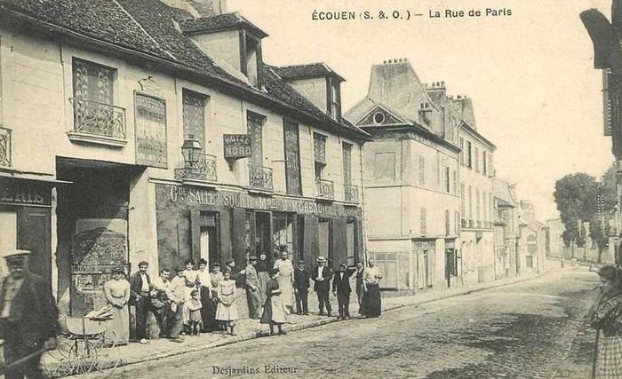 Journées du patrimoine 2018 - Balade urbaine : Écouen, du relais de poste à la rue de Paris