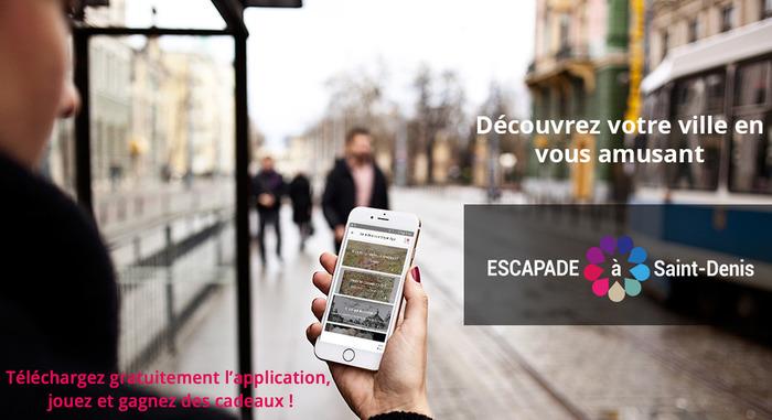 Journées du patrimoine 2018 - Balade urbaine - Explorez les secrets de Saint-Denis en vous amusant