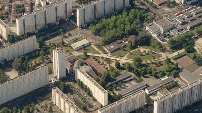 Journées du patrimoine 2018 - Balade urbaine au Grand Parc :