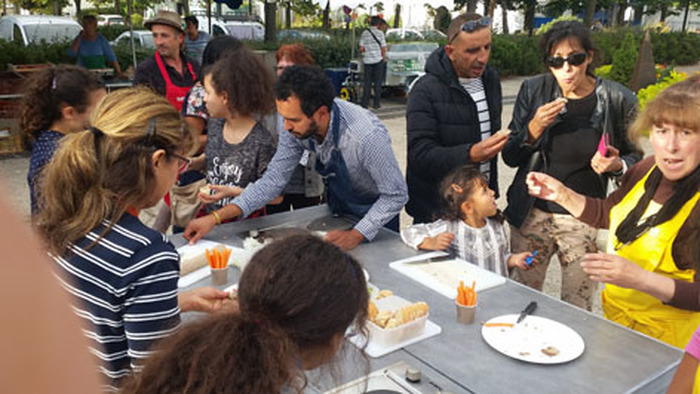 Journées du patrimoine 2018 - Balade urbaines culinaires.