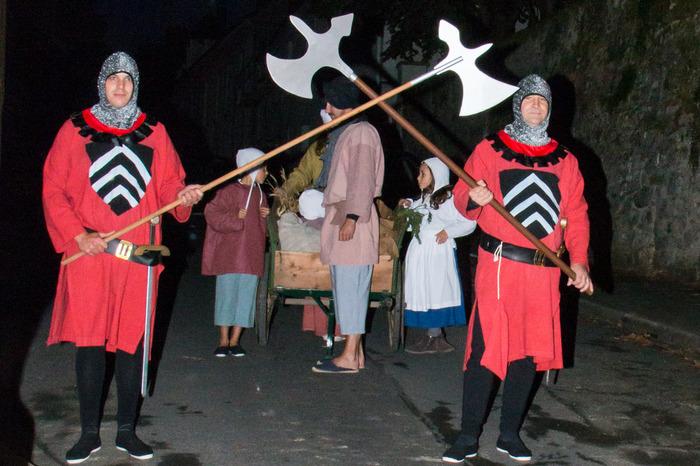 Journées du patrimoine 2017 - Balades contées nocturnes à travers la ville
