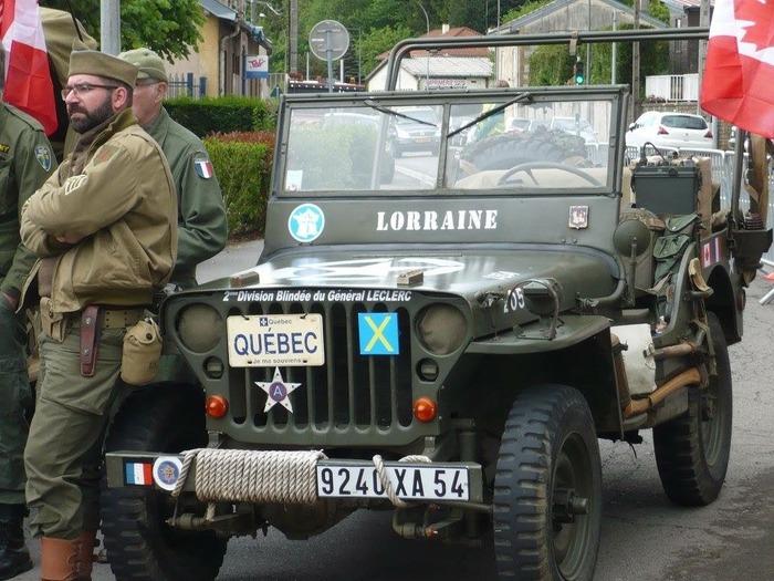 Journées du patrimoine 2018 - Balades en jeep et en dodge
