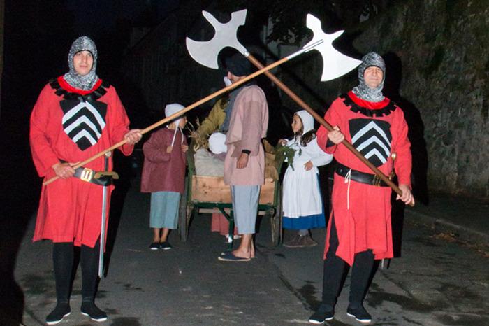 Journées du patrimoine 2018 - Balades nocturnes contées