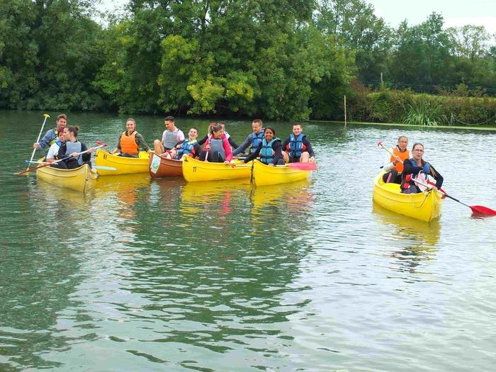 Journées du patrimoine 2018 - Balades sur la Sarthe en canoë kayak ou stand-up paddle avec le Club Tiercé Canoë Kayak
