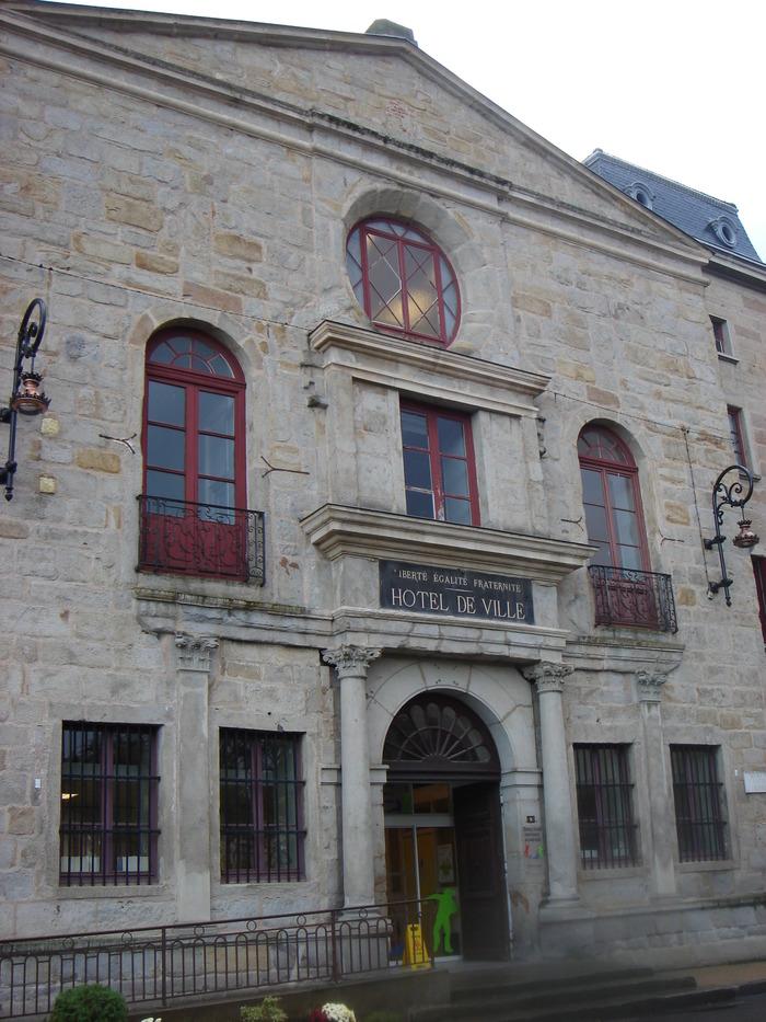 Journées du patrimoine 2018 - Ballade de l'hôtel de ville.