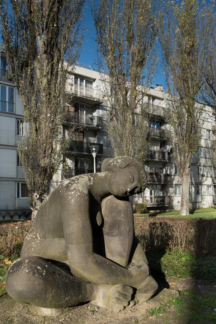 Journées du patrimoine 2018 - Balade urbaine dans le quartier historique du Bois-Perrier : Bois-Perrier, vivre son quartier (1960-2022)