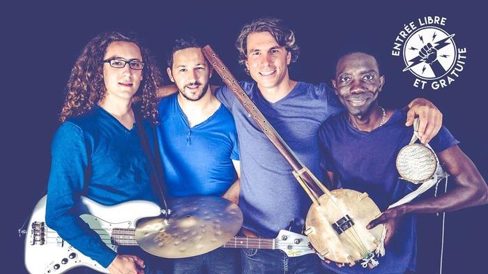 Band Of Bléni + Good Luc