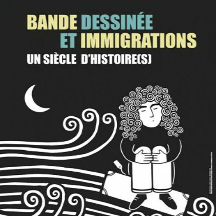 BANDES DESSINEES ET IMMIGRATIONS Exposition
