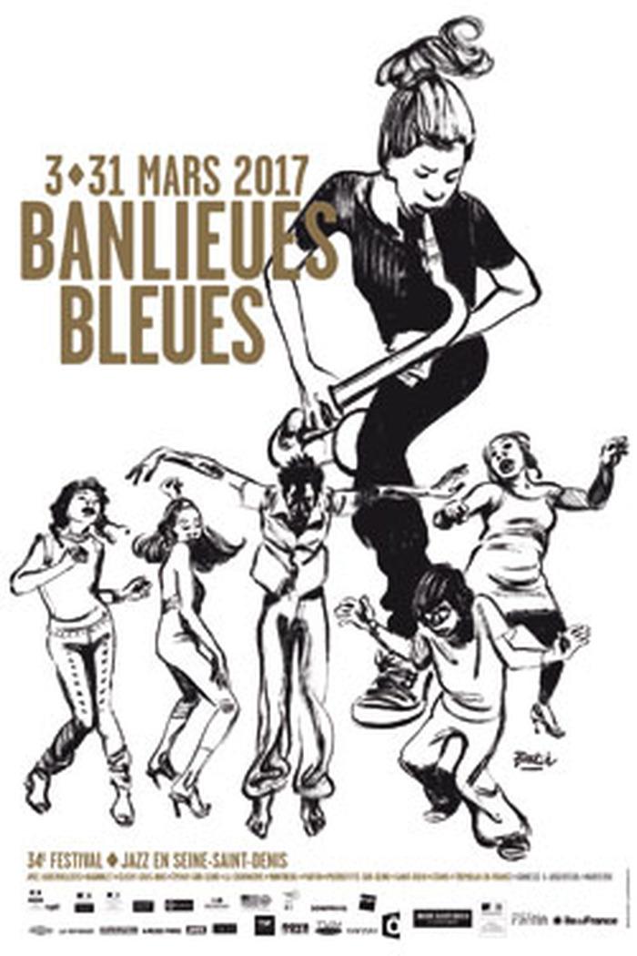 Banlieues bleues : 35 ans de jazz en Seine-Saint-Denis