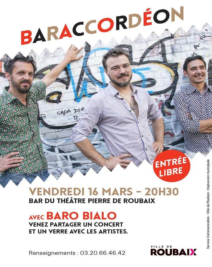 Baraccordéon - Baro Bialo
