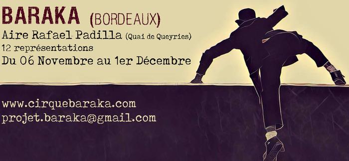BARAKA à Bordeaux