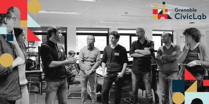Barcamp des scénarios [Grenoble CivicLab]