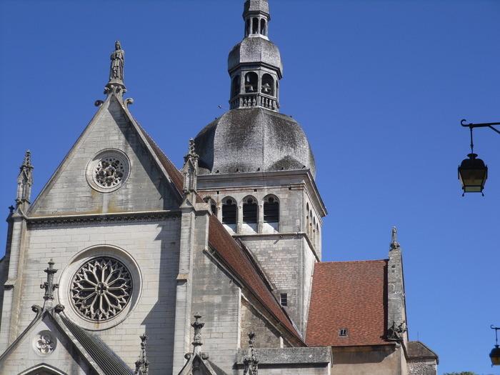 Journées du patrimoine 2018 - Basilique Notre-Dame de Gray