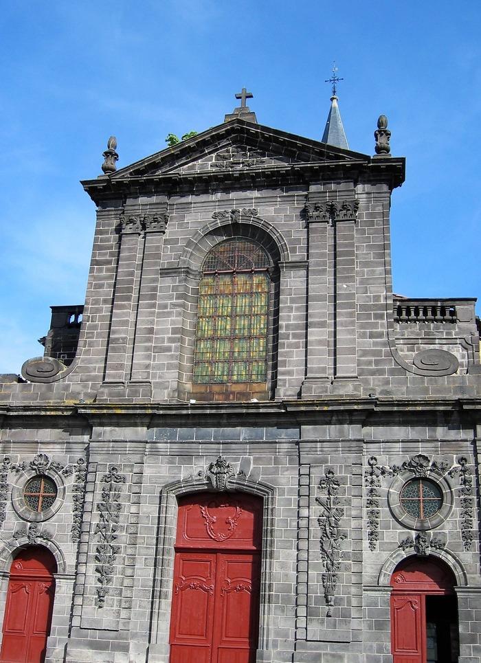 Journées du patrimoine 2018 - Exposition à la basilique Saint-Amable.
