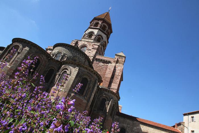 Journées du patrimoine 2018 - Basilique Saint Julien