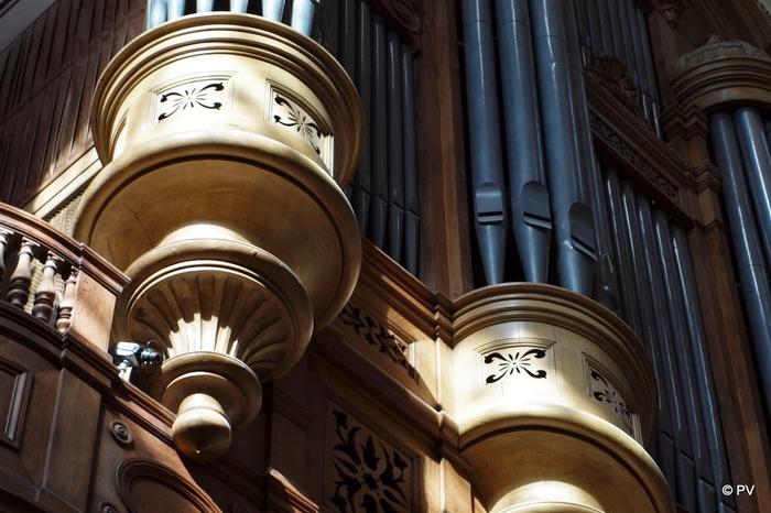 Journées du patrimoine 2018 - Initiation à l'orgue