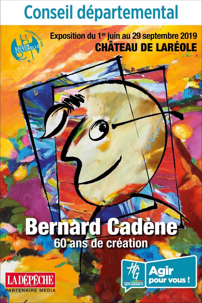 Bernard Cadène, 60 ans de création
