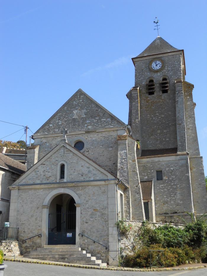 Journées du patrimoine 2017 - Visite commentée de l'église (XIe-XIIe siècle)