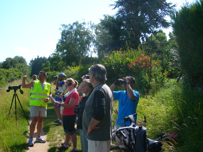 Journées du patrimoine 2018 - Balade guidée 'nature' et découverte du fleuve avec un guide !