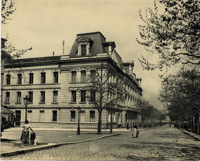 Crédits image : Archives municipales de Saint-Etienne