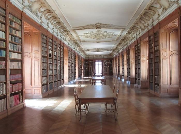 Journées du patrimoine 2018 - Bibliothèque bénédictine de Saint-Mihiel