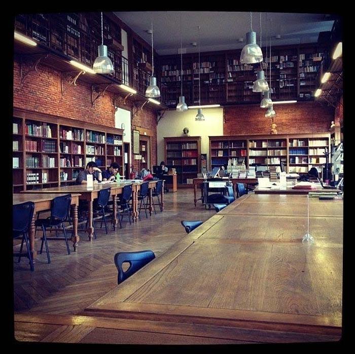 Journées du patrimoine 2017 - Visite libre de la Bibliothèque d'Études Méridionales