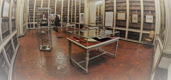 Journées du patrimoine 2018 - Bibliothèque en guerre