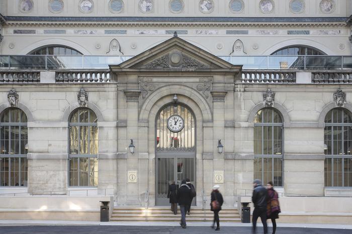 Bibliothèque nationale de France (site Richelieu)