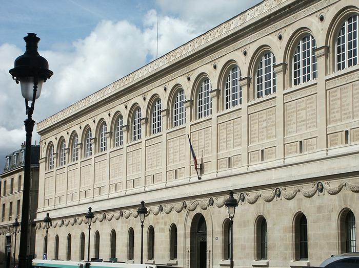 Journées du patrimoine 2018 - Découvrez la Bibliothèque Sainte-Geneviève